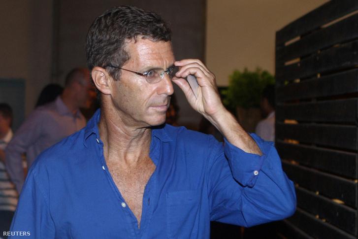 Beny Steinmetz 2010-ben egy üzleti rendezvényen Tel Avivban.