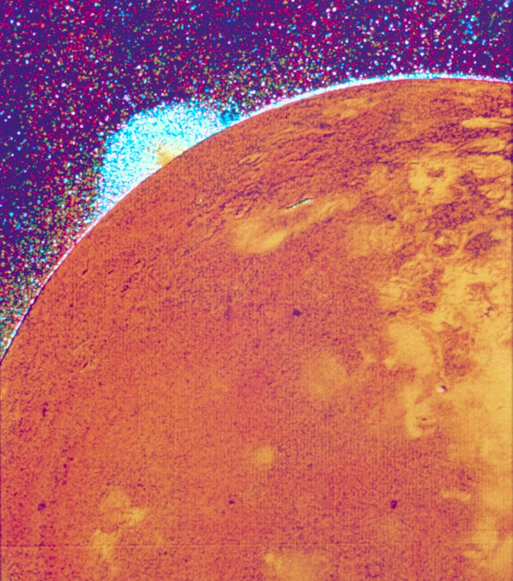 1979. március 20. A Voyager 1 felvétele az Io vulkánkitöréséről.