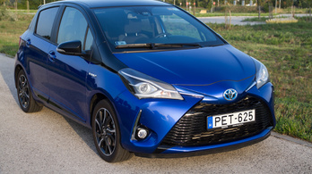 Toyota Yaris Selection Hybrid – 2017.