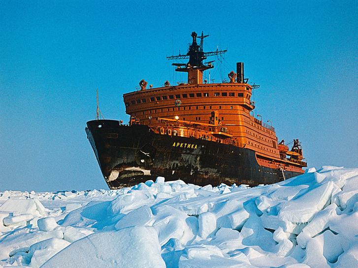 Az Arktyka 1980-ban.