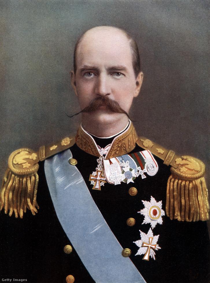 Index - Tudomány - A király, akit népszavazás emelt a trónra, pedig csak  0,002%-ot kapott