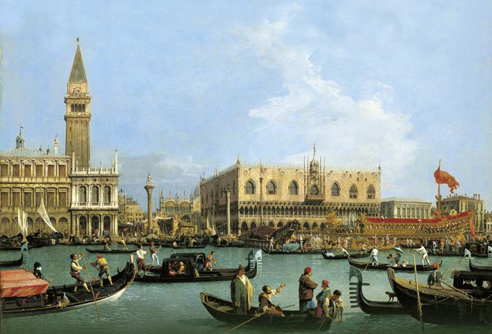 Canaletto és Velence művészete