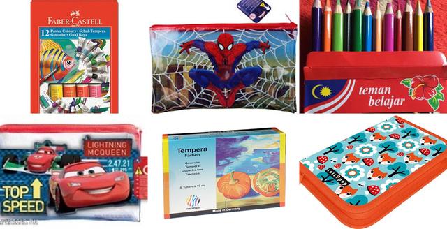 e77515d39e65 Figyelem! Veszélyes temperákat, tolltartókat, ceruzákat hívnak ...