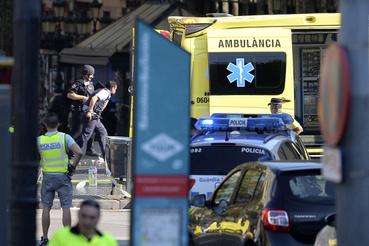 A merényletben egy magyar nő könnyebben megsérült.