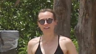 Diane Kruger és pasija elugrott Costa Ricára vakációzni