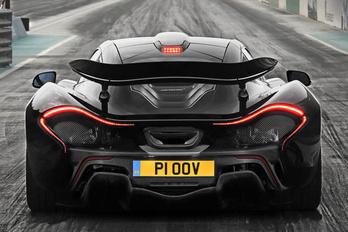 Elektromos sportkocsit fejleszt a McLaren?