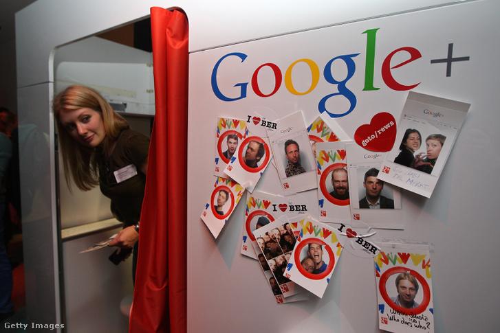 A Google berlini irodájának nyitóbulija
