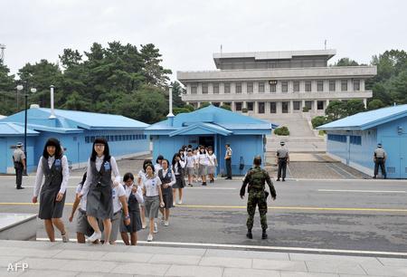 Turistalátványosság a demilitarizált övezet