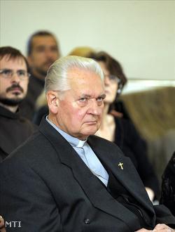 Mayer Mihály (Fotó: Kovács Attila)