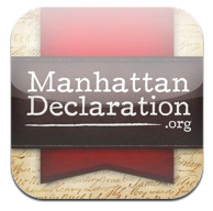 A Manhattan Declaration logója