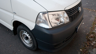 Toyota Hiace Panel Van Long 2.5 D-4D HI