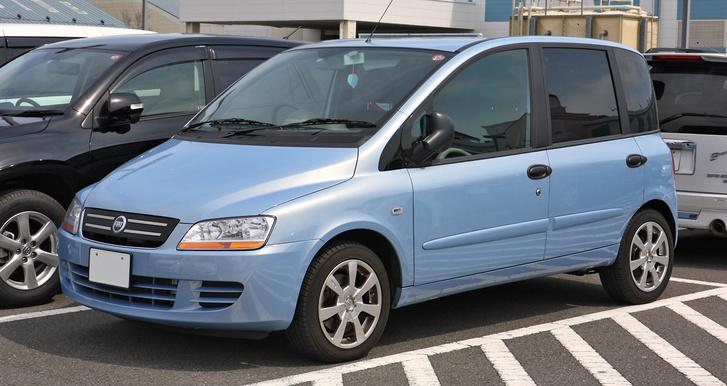 Fiat Multipla 021