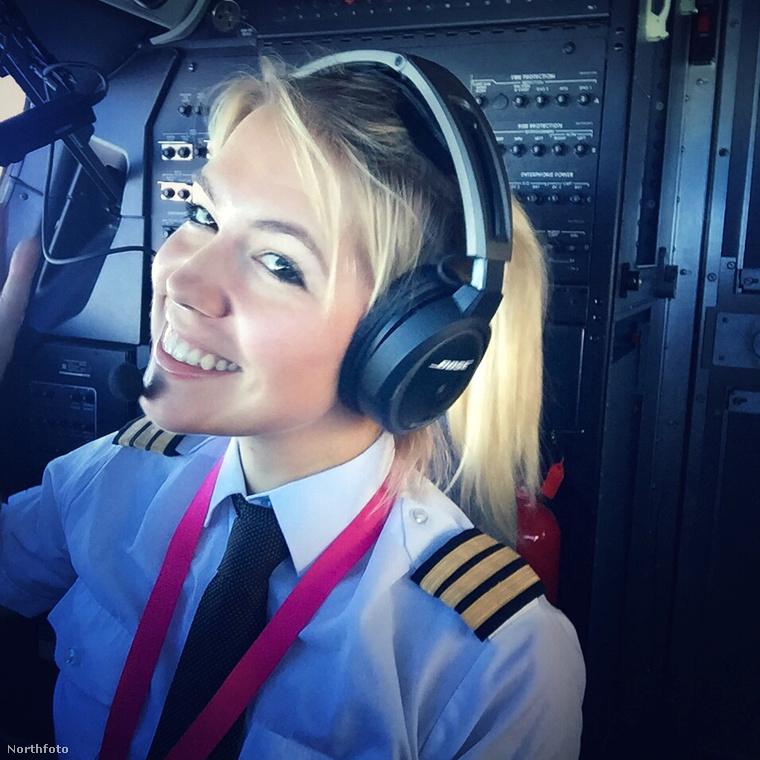 Mindig is csodálatos karriernek találtam a pilóták munkáját, ugyanakkor elképesztően elérhetetlennek is