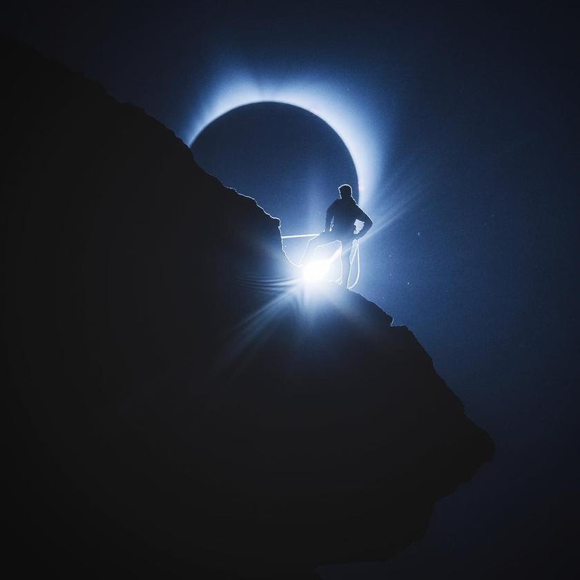 Az egyedülálló fotó az oregoni Smith Rock State Parkban készült. Photoshop nélkül.