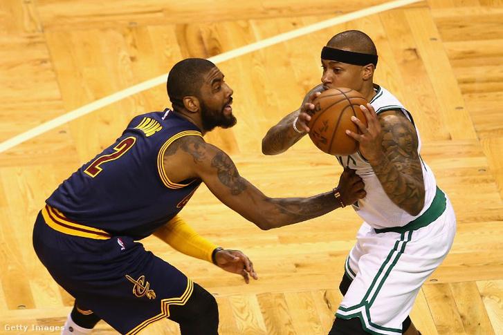 Irving és Thomas egymás ellen