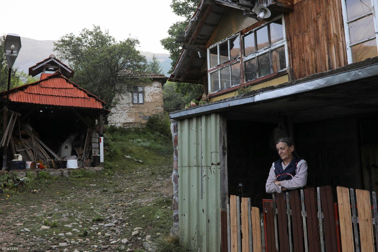 Vida egyedüli nőként él Ravno Bučje településen. A férje, Boško tavaly halt meg, lánya Knjaževacban él. Havonta egyszer bevásárol neki, a kutyájának és két macskájának.
