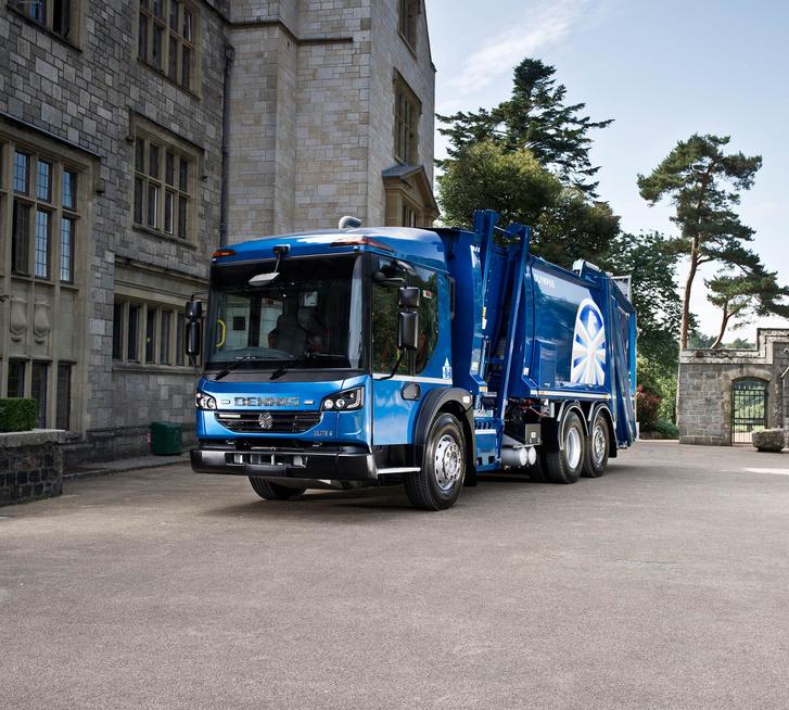 Az EU szerint az elektromos teherautóknak jelenleg csak a városi fuvarozásban és kommunális járműként van létjogosultsága. Ilyen a kukásautó is