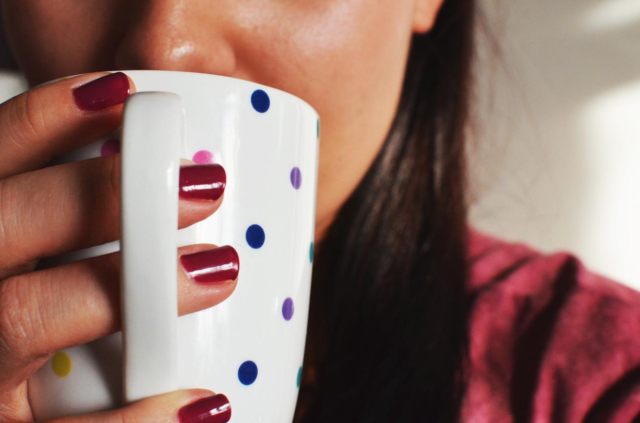 reggeli tea kave
