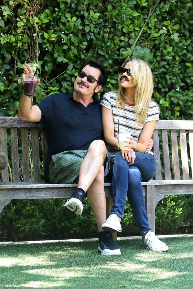 Tök hasznos álca ez, ha az ember nem szeretné, hogy felismerjék, amikor épp Santa Barbara egyik padján romantikázik a párjával