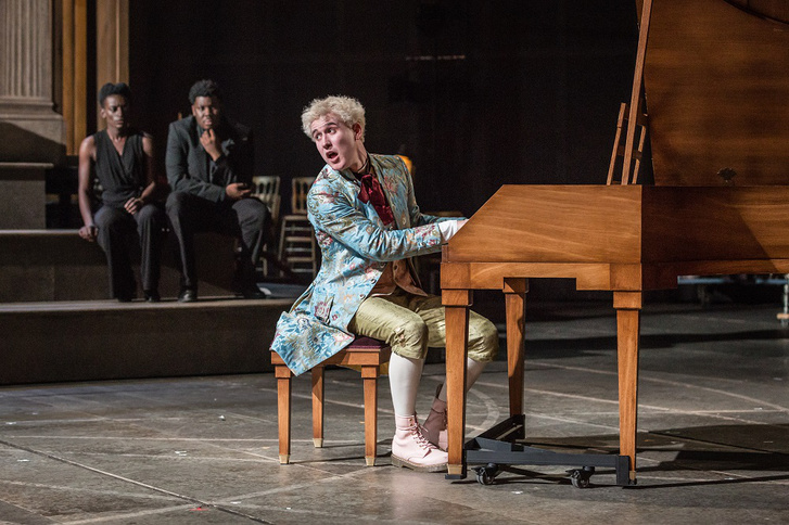 Adam Gillen az Amadeus-ban