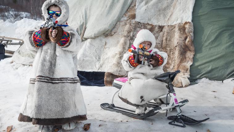 Az utolsó nomádok a világ végén