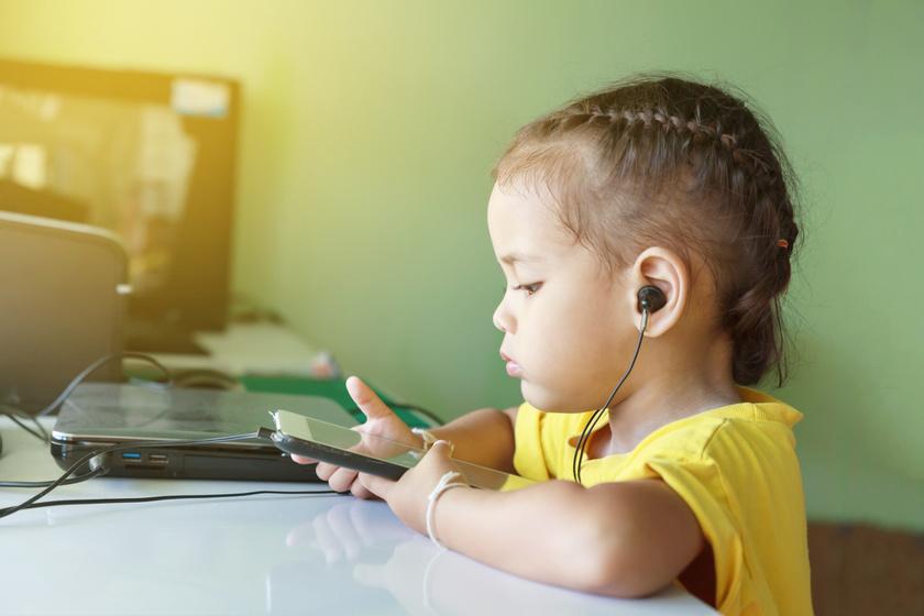 net-gyerek