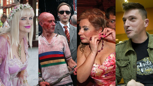 Cicciolina, Operabál, Ákos, szabadulószoba, Gucci – 10 évem a Velvetnél