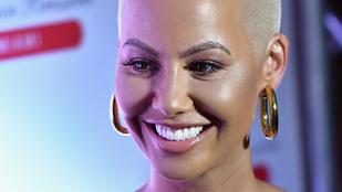 Amber Rose a sokkolás új formáját választotta