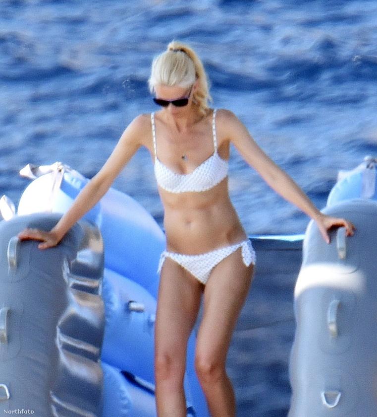 A modell vélhetően ezzel a hajós bulival ünnepelte a születésnapját, ami augusztus 25-én volt.