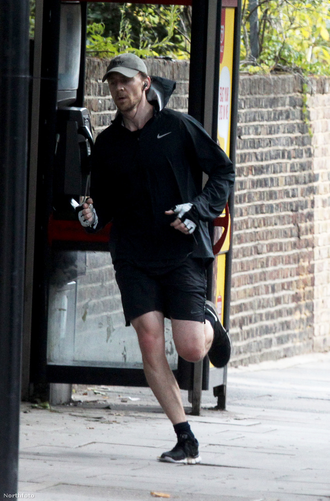 Így esett augusztus 20-ai, londoni futása alkalmával is