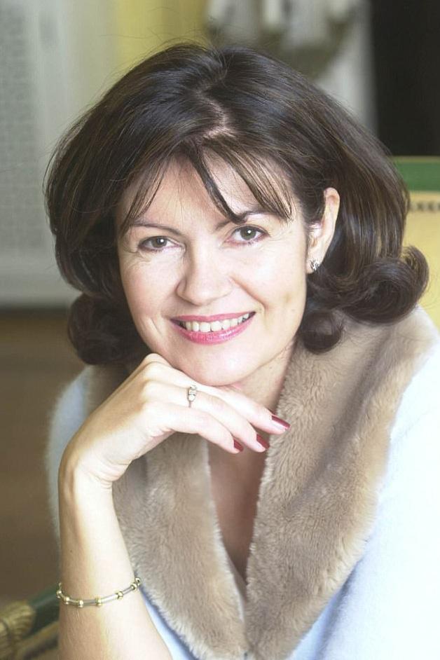 Diana asztrológusa és barátnője, Debbie Frank