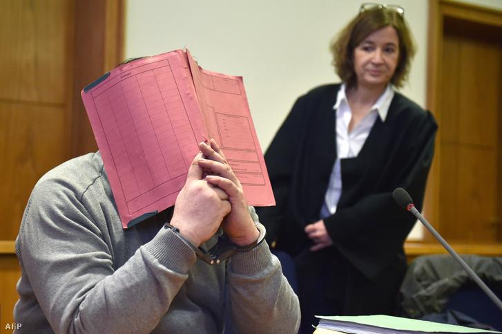 Niels Högel a tárgyaláson