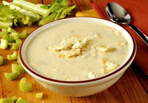 Fokhagymás, tejszínes zellerkrémleves - Egy igazán méregtelenítő fogás