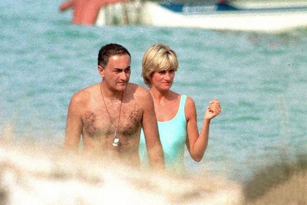 Diana és Dodi utolsó nyaralásukon