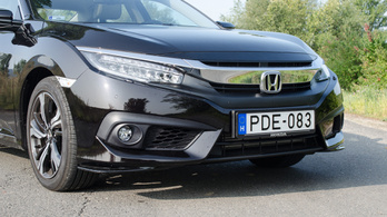 Honda Civic 1.5 CVT – 2017.