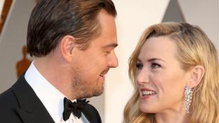 Kate Winslet és DiCaprio nyíltan vállalják, hogy ők a legnagyobb Titanic rajongók