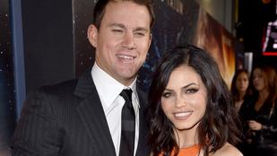 Channing Tatum elég genyán viselkedett mielőtt megkérte felesége kezét