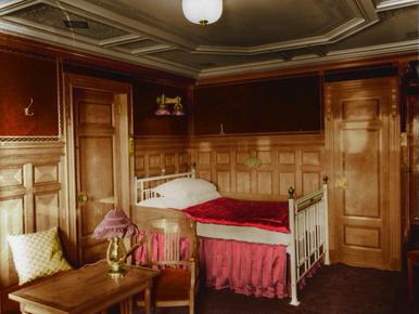 Hátborzongató élmény végignézni a Titanic fedélzetén készült színes fotókat