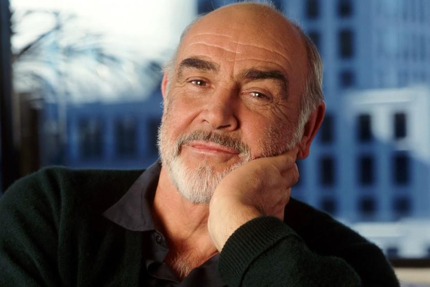 Ő Sean Connery egy szem fiúunokája - Dashiell már 21 éves