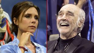 Na mi a különbség Sean Connery és Victoria Beckham között?