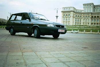 Dacia 1300, 1310, 1320, Liberta, Berlina 1969