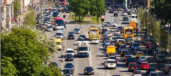 traffic dk