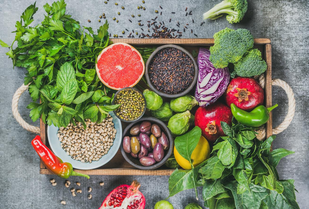 antioxidans etelek