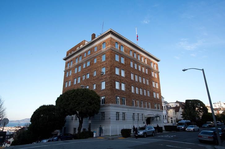A San Franciscó-i orosz konzulátus