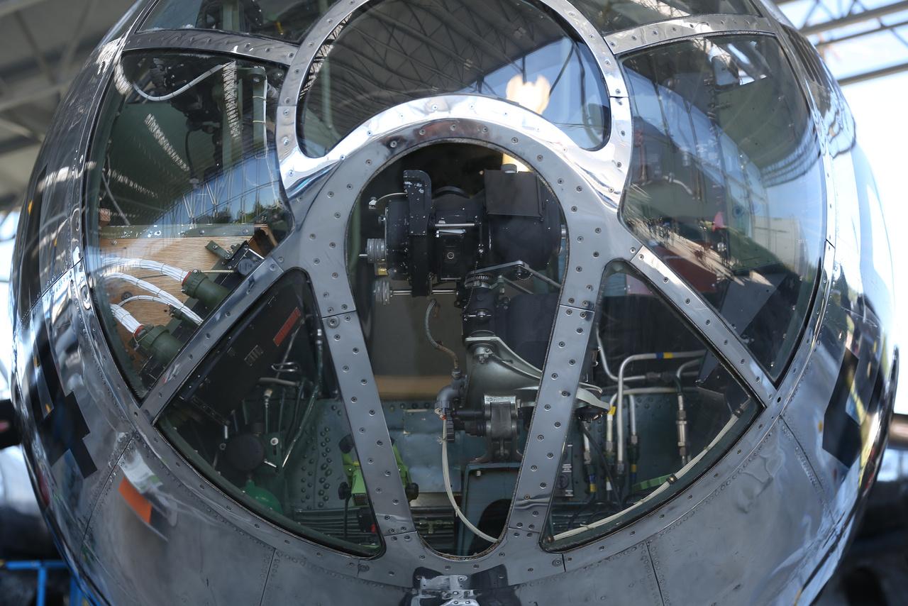 A B-29-es orra.