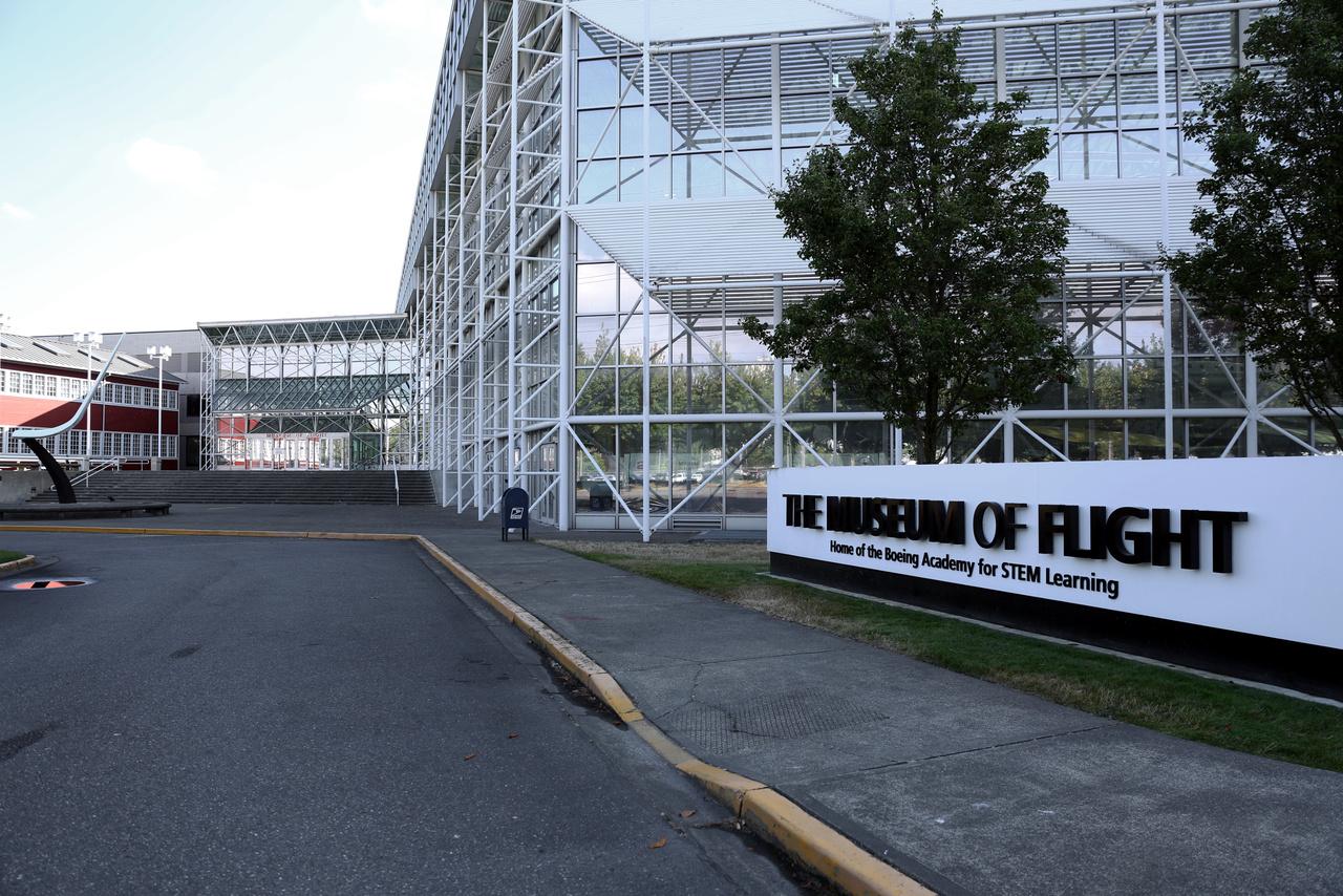 A világ legnagyobb repülési és űrhajózási magángyűjteménye található Seattle-ben.