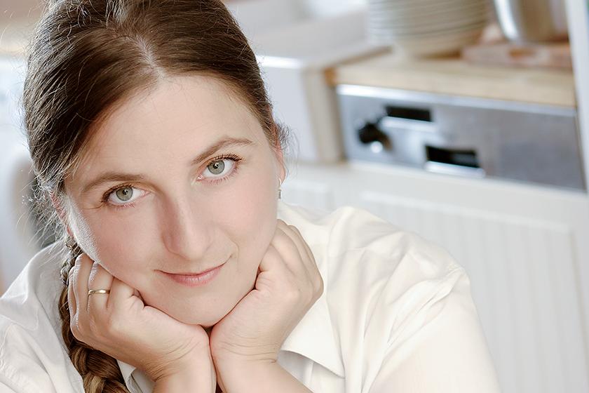 Fűszeres Eszter, a Fűszer és Lélek blog szerzője