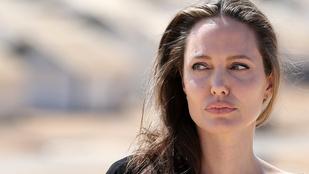 Angelina Jolie tartósan lemondott a szexről