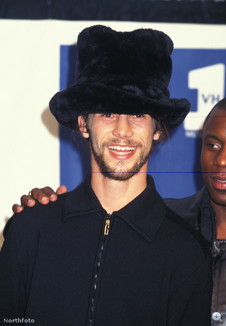 1997-ben a VH1 Fashion Awards rendezvényen