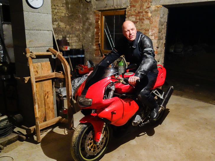 Idén vettem Ducatit! És még nem kellett hozzá Ducato